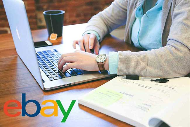 วิธีสมัครสมาชิกกับ ebay