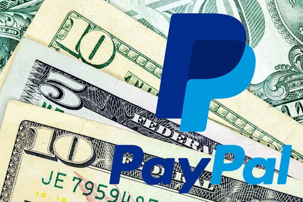 การรับเงิน และถอนเงินจาก PayPal